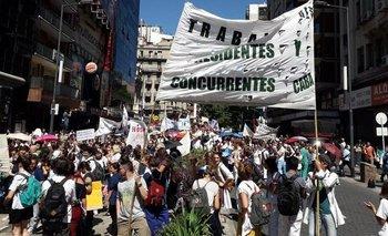 Los reclamos de los trabajadores de la salud al Gobierno | Buenos aires