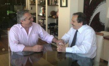 Ricardo Alfonsín será el nuevo embajador en España | Alberto fernández