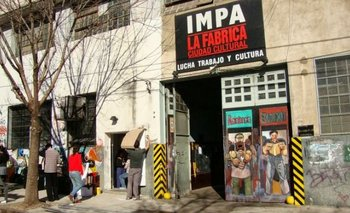 Realizan un encuentro del Movimiento Nacional de Empresas Recuperadas   Crisis económica