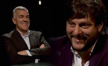 Imperdible charla entre Dady y Santoro | Es con dady