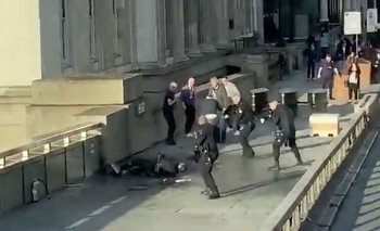 Pánico por ataque terrorista en Londres | Atentado