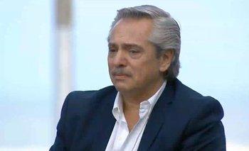 Murió Sonia, la militante que recibió un mensaje de Alberto | Alberto presidente