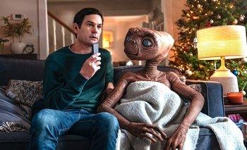 A 37 años del clásico, E.T y Elliot se reencontraron | Cine