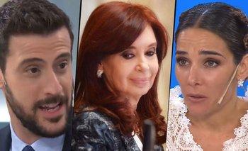 Video viral: en la mesa de Juana Viale mencionaron 85 veces a Cristina Kirchner | Cristina kirchner