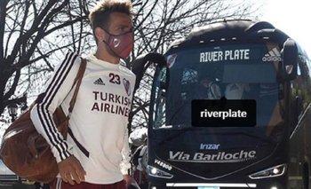 Ponzio se metió en la polémica por el River Camp con un irónico tuit   Fútbol