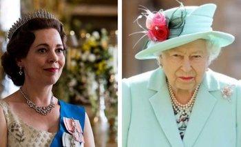 "Netflix: ¿ve la reina Isabel II la serie ""The Crown""?   Series"