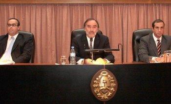 Día D: la Corte Suprema define el futuro de Bruglia y Bertuzzi  | Corte suprema de justicia