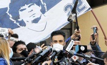 Informe: Maradona había sido externado pese a que su vida corría peligro   Murió diego maradona