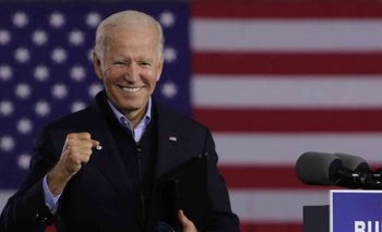 Tras un día de furia, ratificaron a Biden como presidente de EE.UU. | Estados unidos