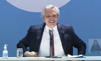 Alberto Fernández anunció 300 centros infantiles en todo el país | Alberto fernández