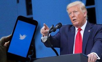 La guerra entre Trump y Twitter por las elecciones de Estados Unidos | Se puso picante