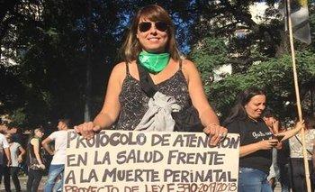 """Álvarez Rodríguez volvió a presentar la """"Ley Johanna"""" en Diputados   Feminismo"""