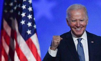 Biden y un particular pedido a la NASA para decorar la Casa Blanca | Joe biden