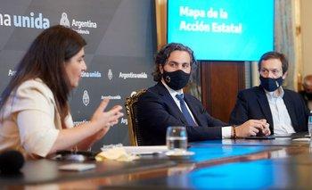 """Como es la plataforma para controlar a los """"funcionarios que no funcionan""""   Alberto presidente"""