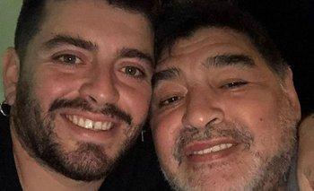 Diego Maradona Jr. obtendrá la ciudadanía argentina | Cancillería