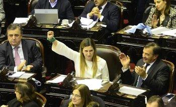 Aborto legal: Lospennato criticó a Michetti y elogió a Cristina    Aborto legal