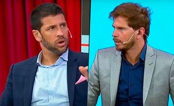 Seba Domínguez y una dura crítica sobre la homosexualidad en el futbol   Televisión