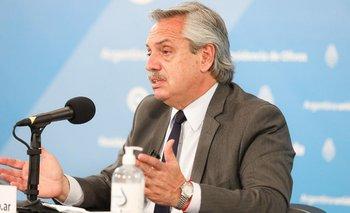 Alberto anunció que en diciembre habrá un aumento para los jubilados | Alberto presidente