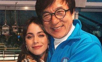 Tini Stoessel y Jackie Chan, unidos por un inesperado motivo | Farándula