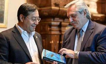 Alberto Fernández viaja a Bolivia para la asunción de Arce | Bolivia