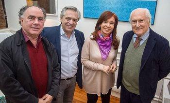 La emotiva despedida de Cristina Kirchner a Pino Solanas | Fernando pino solanas