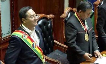 Volvió la democracia: Luis Arce es el nuevo presidente de Bolivia | Bolivia