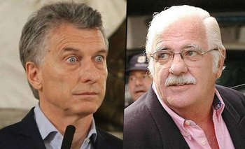 El increíble encuentro entre Macri y Carrascosa | Carlos carrascosa