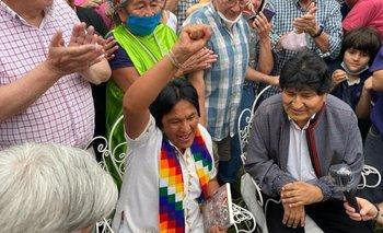Evo Morales se reunió con Milagro Sala antes de volver a Bolivia | Elecciones en bolivia