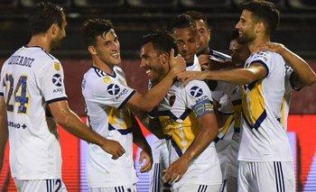 Buen clima en Boca: el comentario de Tevez a un juvenil en redes sociales | Fútbol
