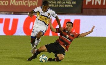 ¿Qué dijo Sebastián Villa tras su vuelta al fútbol en Boca? | Fútbol