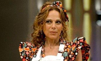 Iliana Calabró puso en duda la credibilidad de Masterchef Celebrity | Masterchef celebrity