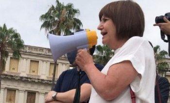 Tras sus dichos por Malvinas; piden declarar a Bullrich persona no grata | Provincia