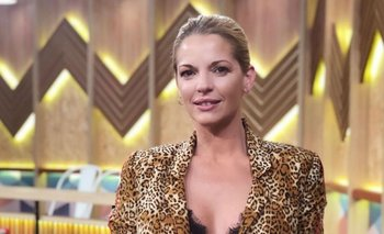 Carina Zampini confesó que tuvo un romance con un excompañero | Carina zampini