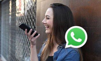 WhatsApp lanza la reproducción de audios a varias velocidades | Celulares