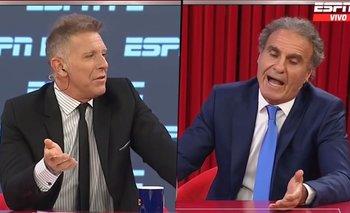 Fantino simuló ser DT de Ruggeri y pasó un papelón al aire en ESPN | Espn fc show