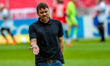 Confirmado: Coudet se fue y el Inter anunció su nuevo DT antes de jugar con Boca | Fútbol