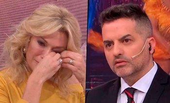 Ángel de Brito, Yanina Latorre y un escandaloso cruce al aire de LAM | Televisión