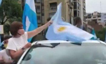 Bullrich viajó a la marcha en Córdoba con pasajes de una senadora macrista | Poco ético