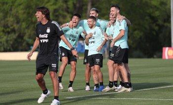 Selección: Scaloni y varias dudas por lesiones para enfrentar a Paraguay | Fútbol