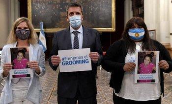 Diputados busca aprobar la Ley de campaña permanente de Grooming   Congreso
