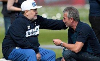 Mientras Maradona se recupera, Gimnasia no aceptó la renuncia de su presidente | Fútbol