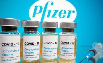 Pfizer pidió autorización a la ANMAT para usar su vacuna en el país | Vacuna del coronavirus