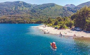 Peligra la temporada de verano en Bariloche   Verano 2021