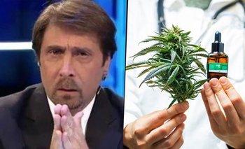 La bronca de Feinmann tras la legalización del cannabis | Eduardo feinmann