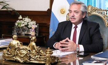 Alberto Fernández respaldó la carta de senadores con exigencias al FMI | Deuda con el fmi