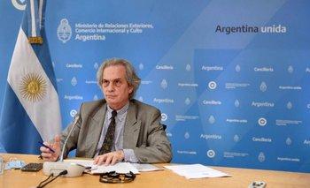 Malvinas: el G77 y China apoyan a la Argentina por la soberanía de recursos | Cancillería