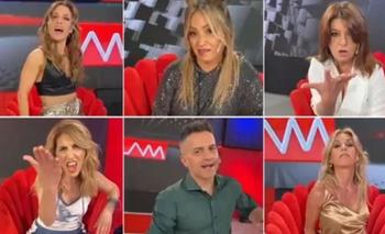 """Sorpresivo adiós: una """"angelita"""" abandona a De Brito en LAM   Televisión"""