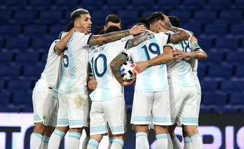 Fixture de la Selección Argentina en la Copa América 2021: contra quien juega  | Copa américa 2021