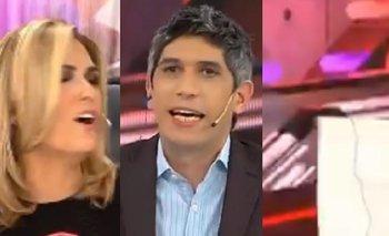 """No vuelvo"": panelista de Canosa abandonó el programa | Canal 9"