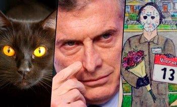Memes argentinos del viernes 13: Mauricio Macri, gran protagonista | Memes